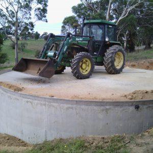 Concrete Water Tanks Australia